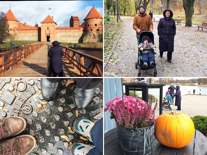 our october trip to Vilnius 2016